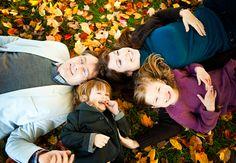 50 Brilliant Family Photo Ideas