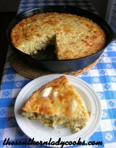 Mexican Cornbread-Easy and good!