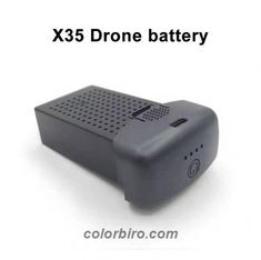 Look at this amazing 7.6V 3150mAh and 7.4V 2200mAh Li-Po Battery for X35 RC Drone! Get it only for 48.78$! #ConsumerElectronics #DroneAccessories #DronesandAccessories Rc Drone, Consumer Electronics, Safe Shop, Amazing