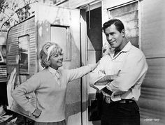 1964 | A Certain Cinema. clint Walker and Doris Day Love them together!!! Love Doris Day and of course CLint!!!