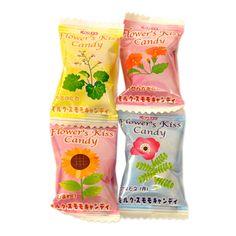 Kasugai Flower Kiss Candy