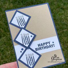 Homemade Birthday Cards, Birthday Cards For Boys, Masculine Birthday Cards, Masculine Cards, Homemade Cards, Card Making Templates, Male Birthday, Fabric Cards, Boy Cards