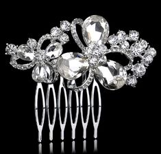 Aphieha Leaf Crystal Bridal Wedding Jewelry Hair Accessories Hair Combs Crown Tiara Hot SellingWedding Hair Jewelry for Women Hair Jewelry, Wedding Jewelry, Women Jewelry, Jewelry Sets, Jewelry Accessories, Wedding Hair Clips, Bridal Hair Pins, Butterfly Wedding, Floral Wedding