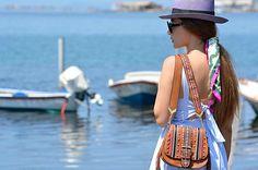 Summer Lovin'  @aldo_shoes bag • @kisterss_sunglasses • @__sartorial scarf • @milkwhiteofficial dress   #kisterss #kisterssseason2 #kisterss_sunglasses #season2 #greece #mesologgi #aldo #aldoshoes #sartorial #milkwhiteofficial  #beautifulgreece #visitgreece