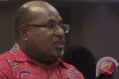 Gubernur Provinsi Papua Berkunjung Ke Kampung Kusta