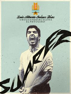 Luis Suarez. World Cup - Ups&Downs by Monzer & Mohanad Oraby
