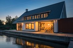 Solarlux - Buiten wonen Loosdrecht - Hoog ■ Exclusieve woon- en tuin inspiratie.