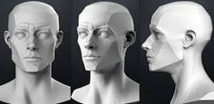 Image result for polycount face topology