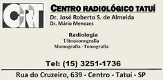 CENTRO RADIOLÓGICO TATUÍ