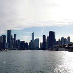 I love you Chicago. #chicago #chitown #home #lakemichigan