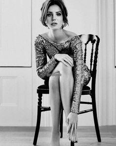"""Face: Lana Del Rey  Body: beautiful Lily Collins  #lanadelrey"""