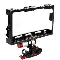 Shape Atomos Shogun Cage with Adjustable Monitor Bracket Camera Equipment, Photo Accessories, Cage, Bring It On, Shapes, Monitor, Photography, Photograph, Fotografie