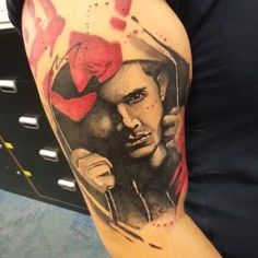 41 Supernatural tattoo designs ideas with meaning collection for men and women from goose tattoo. Supernatural Bloopers, Supernatural Tumblr, Supernatural Tattoo, Supernatural Imagines, Supernatural Wallpaper, Tattoo Designs And Meanings, View Photos, Tattoos, Ink