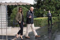 Shoe Designer Manolo Blahnik Defended Melania Trump's Hurricane Heels - HarpersBAZAAR.com