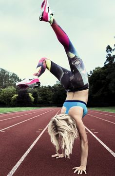 Ellie Goulding's Inspiring New Nike Campaign. Shape.com