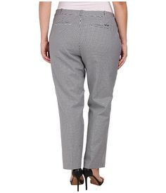 MICHAEL Michael Kors Plus Size Plaid Miranda Pants