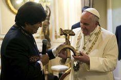 Morales - Papa Francesco
