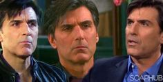 According to reports, Vincent Irizarry has wrapped up his stint as the dastardly Deimos Kiriakis on Days of Our Lives....Sad..