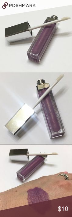 Gleason Beauty Lovely Gal Liquid Lipstick 💖 Handmade Cosmetics from my personal line.  ⭐️Ingredients: Comment for Info. ✨Condition: New  🎨Color: Lavender purple / Gold Shimmer 🎀Size: 0.33 oz 📬Shipping: Well ship next business day. 💰Discount: Save $$ when you bundle! Gleason Beauty Makeup Lipstick