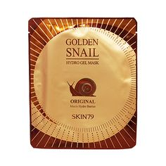W-[SKIN79] Golden Snail Hydro Gel Mask Original - 1pcs x 10ea