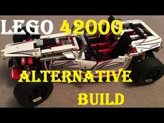 Lego Technic 42000 Alternative model [Street Racer build | REVIEW] - YouTube