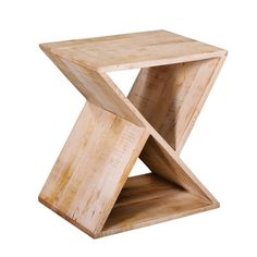 Wood End Tables, End Tables With Storage, Side Tables, Diy Pallet Projects, Woodworking Projects, Diy Furniture Plans, Furniture Sets, Diy Bird Feeder, Affordable Home Decor