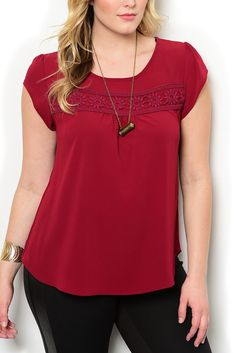 http://www.dhstyles.com/Burgundy-Plus-Size-Casual-Sheer-Flowy-Paneled-Flor-p/zeno-7332x-burgundy.htm