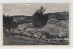 Historische Ansichtskarte Hausdorf Jugów Bei Neurode Nowa Ruda