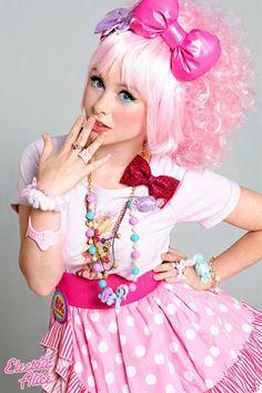 BOWS + ARROW x KAWAII: + how to dress: Fairy Kei style