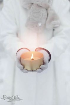 Giving Hands / Winter Candle / Light Cottage Christmas, Gold Christmas, Christmas Time, Xmas, Christmas Ideas, Winter Songs, Irish Roots, Winter Photos, White Candles