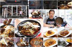 Korea Fanclub : ข้อมูล เที่ยวเกาหลี ทัวร์เกาหลี แพคเกจทัวร์ ราคาพิเศษ เที่ยวเกาหลี #9 : สตูเนื้อวัวเผ็ด Maeun Galbiya 매운 갈비야 ย่าน ย่านซินซาดง (Garosugil)