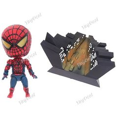 Cool Cartoon Spiderman Figure Doll Plaything Display Collection Gift Toy FTY-247250   http://www.tinydeal.com/ru/cool-cartoon-spiderman-figure-doll-p-110053.html  This article will briefly explain recognized who this Spider-Man. In the future you will be able to read much more detailed article about your favorite hero!