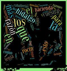 El principio de Don Quijote de la Mancha ;)