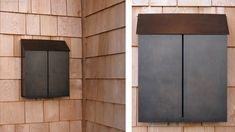 Reveal Mailbox - Sara Wise Design | Sara Wise Design