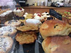 Gourmandises de chez Juila Bakery, Malaga