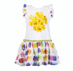 Amazing Monnalisa dress in Magic Child (Prague)