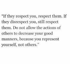 You represent yourself, not others - quotes about life - inspirational quotes - motivational quotes - love quotes AhA wise words :) Great Quotes, Quotes To Live By, Me Quotes, Motivational Quotes, Inspirational Quotes, Quotes Images, The Words, Cool Words, Thats The Way