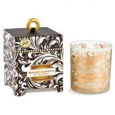 Michel Design Works - Honey Almond 6.5 oz. Soy Wax Candle - Candles & Matchboxes - Product Categories