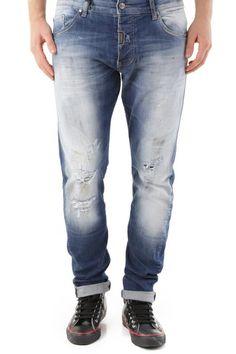 Jeans Uomo Absolut Joy (VI-P2541) colore Blu