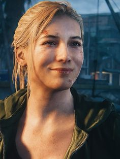 Elena, Uncharted 4: A Thief's End