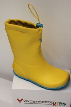 Waterloo wellie