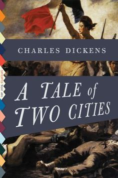 Free Kindle Book For A Limited Time : A Tale of Two Cities (Illustrated) (Top Five Classics) by Charles Dickens