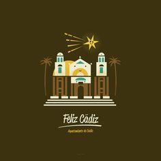 Feliz Cádiz! on Behance