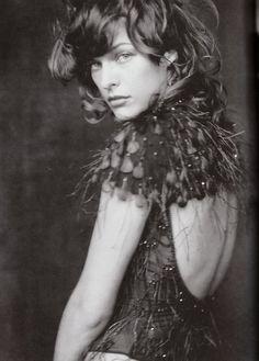 Milla Jovavitch.