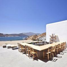 Amazing Restaurant in Mykonos 3