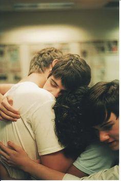 love group hugs