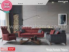 Prada Koltuk Takımı ile modern tasarımın konforu artık evinizde! #Modern #Furniture #Mobilya #Prada #Koltuk #Takımı #Sönmez #Home Ayrıntılı Bilgi İçin : https://goo.gl/Ih4iNh
