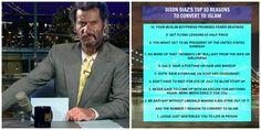 Dixon Diaz's Top 10 Reasons To Convert To Islam