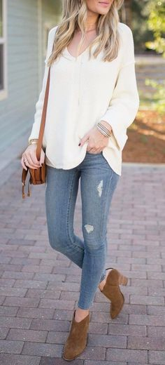 82  Awesome Fall Outfits To Update Your Wardrobe #fall #outfit #style Visit to see full collection