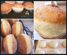 Donut Recipes, Sweets Recipes, Just Desserts, Baking Recipes, Delicious Desserts, Beignets, Churros, Confort Food, Cupcakes